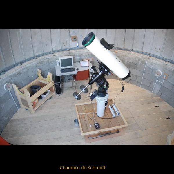 Chambre de Schmidt