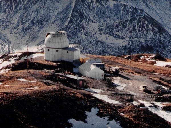 L'observatoire en 1982