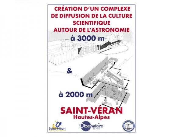 L'histoire de l'astronomie à Saint-Véran