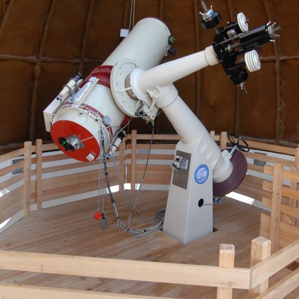 Télescope Cassegrain de 62 cm
